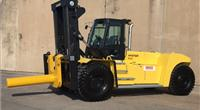 Hyster H700HD with hook coil ram (Photo: Hyster)