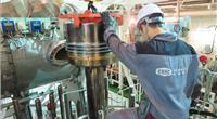 CSSC Marine Service completed the first X-DF overhaul in nine days. (Photo: CSSC Marine Service Co)