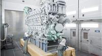 The Taiwanese shipyard CSBC Corporation will install the first two 16V 8000 M71L engines in new patrol vessels for the Taiwanese Coast Guard. Photo courtesy Rolls-Royce