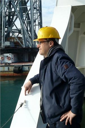 Alberto Faravelli  (Photo: Sea-Fire Europe)