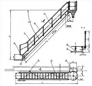 Figure 1: Pin location on the Accommodation Ladder Turntable (Image: USCG)