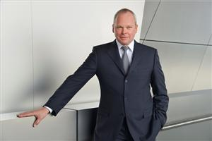 Stephan Schaller (Photo: Voith Group)